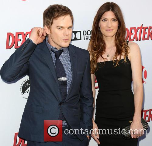 Michael C Hall, Jennifer Carpenter, Milk Studios