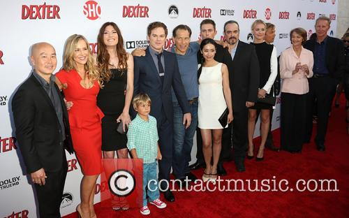 C.s. Lee, Julie Benz, Jennifer Carpenter, Luke Andrew Kruntchev, Michael C. Hall, James Remar, Aimee Garcia, Desmond Harrington, David Zayas, Yvonne Strahovski, Sean Patrick Flannery, Charlotte Rampling and Geoff Pierson 4