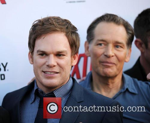 Michael C. Hall and James Remar 5