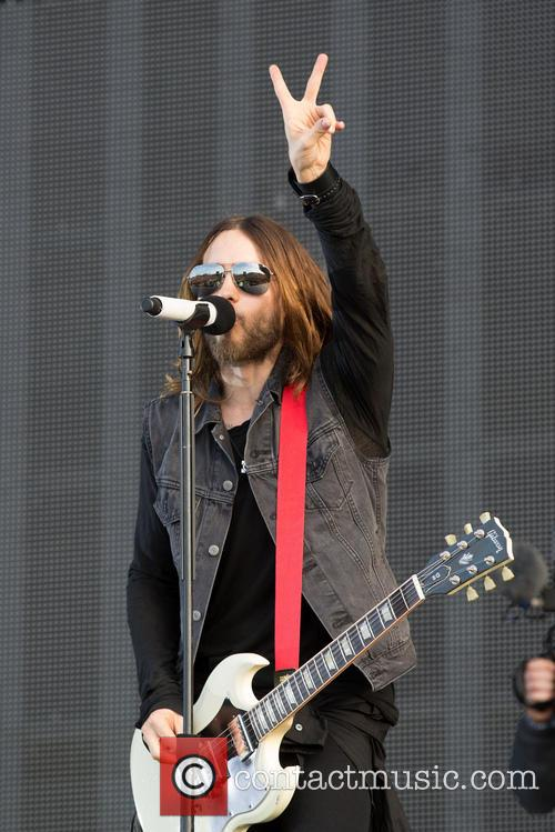30 Seconds to Mars and Jared Leto 17
