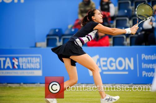 Aegon Classic Doubles Semi Final