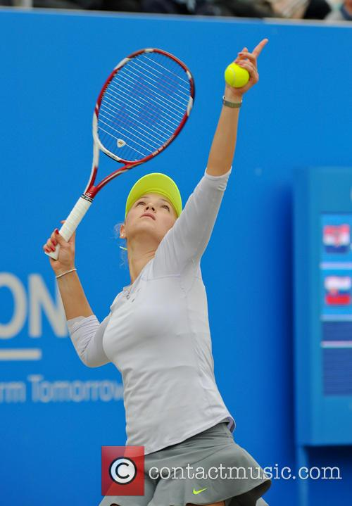 Tennis and Donna Vekic 5