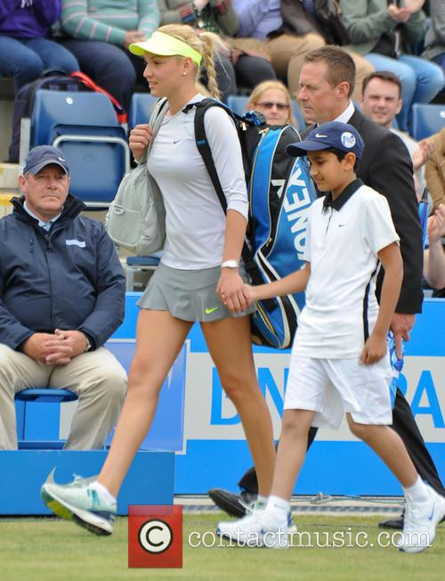 Tennis and Donna Vekic 8