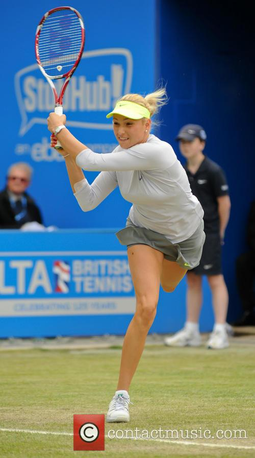 Tennis and Donna Vekic 9