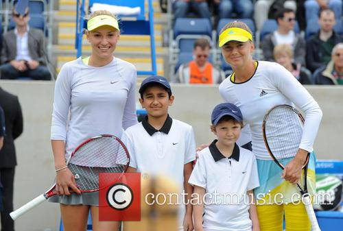 Tennis, Donna Vekic and Daniela Hantuchova 9