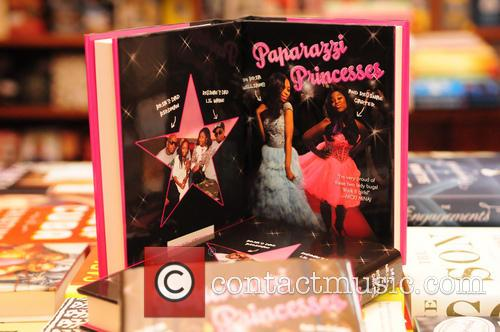 Paparazzi Princesses at Books and Books in Coral...