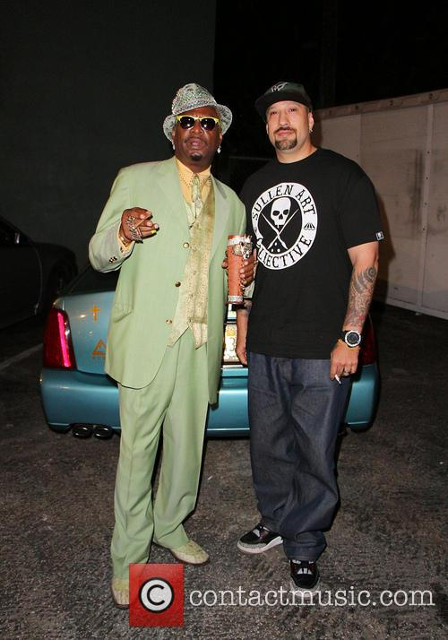Bishop Don Magic Juan Radio Show With B...