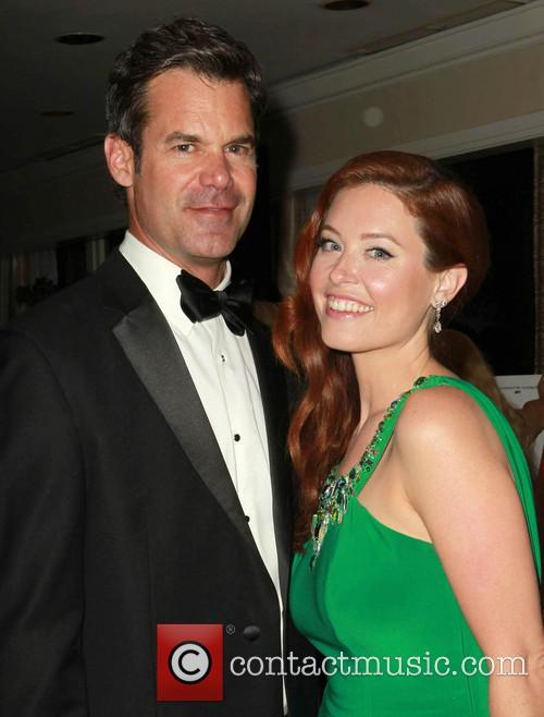 Melissa Archer and Tuc Watkins 2