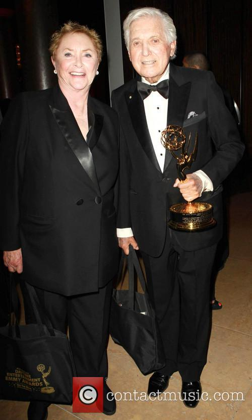 Susan Flannery and Monty Hall 1