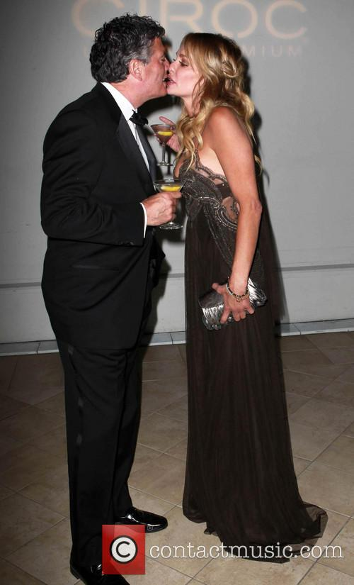 Taylor Armstrong and John Bluher 2