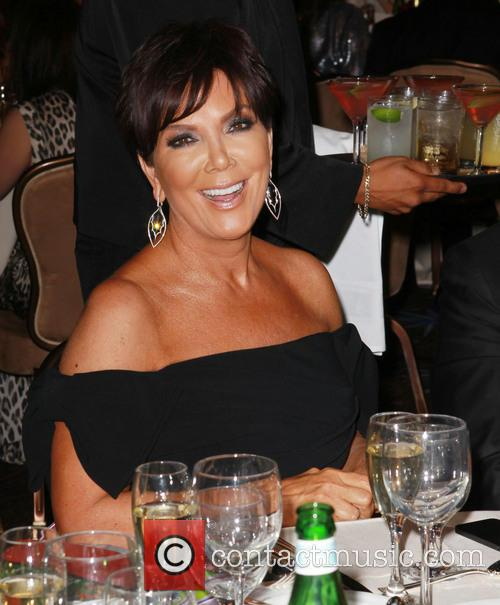 Kris Jenner, The Beverly Hilton, Daytime Emmy Awards, Emmy Awards, Beverly Hilton Hotel