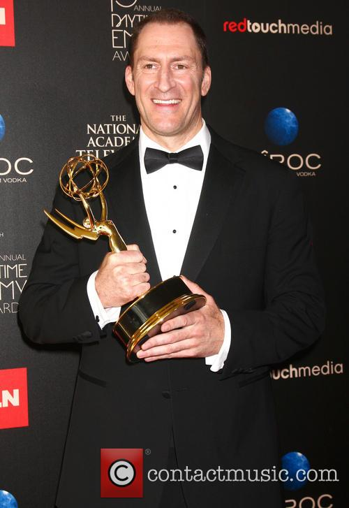 Ben Bailey, Beverly Hilton Hotel, Daytime Emmy Awards, Emmy Awards