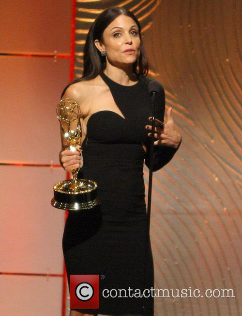 Bethenny Frankel, The Beverly Hilton, Daytime Emmy Awards, Emmy Awards, Beverly Hilton Hotel