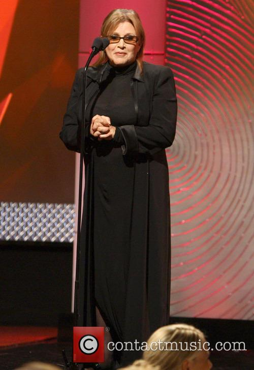 Carrie Fisher 7