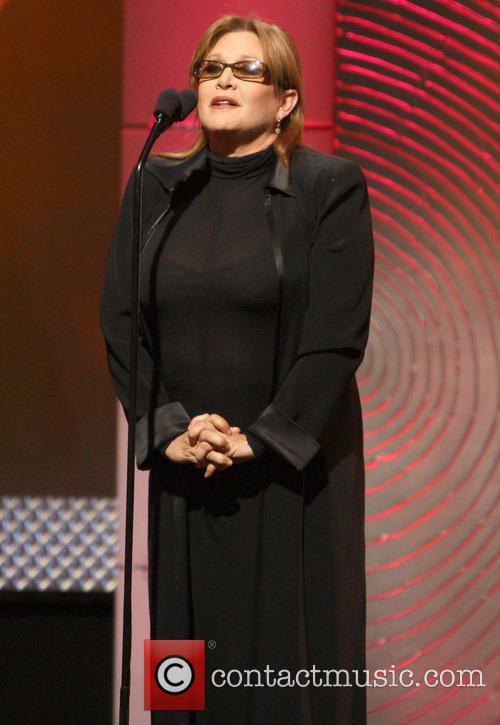 Carrie Fisher 11