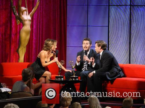 Giada De Laurentiis, Scott Clifton and Billy Miller 4