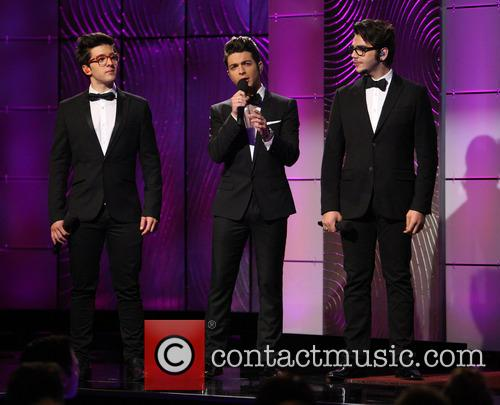 IL Volo, The Beverly Hilton, Daytime Emmy Awards, Emmy Awards, Beverly Hilton Hotel