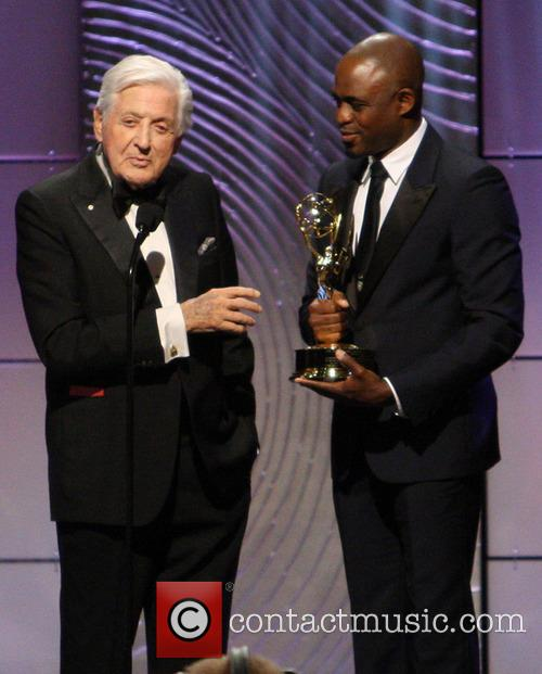 Monty Hall and Wayne Brady 1