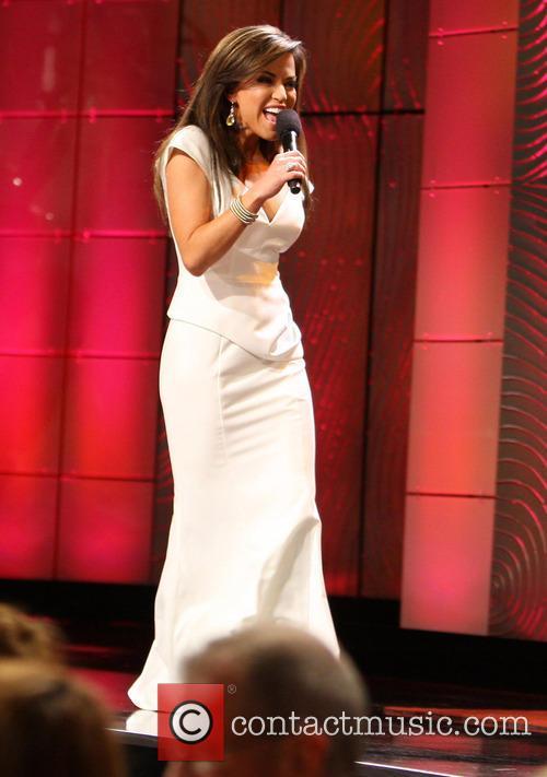 Robin Meade, The Beverly Hilton, Daytime Emmy Awards, Emmy Awards, Beverly Hilton Hotel