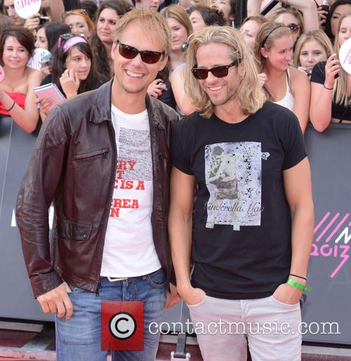 Armin van Buuren and Trevor Guthrie 2