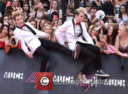 John Grimes, Edward Grimes and Jedward 2