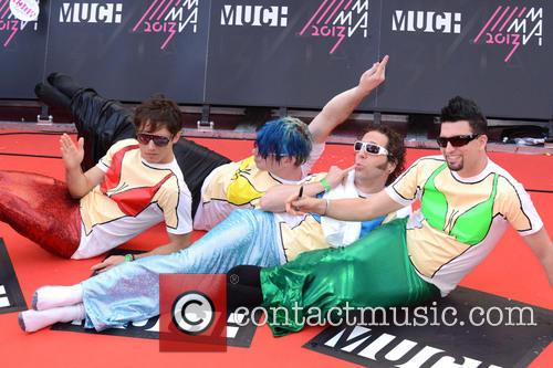 marianas trench 2013 muchmusic video awards 3722677