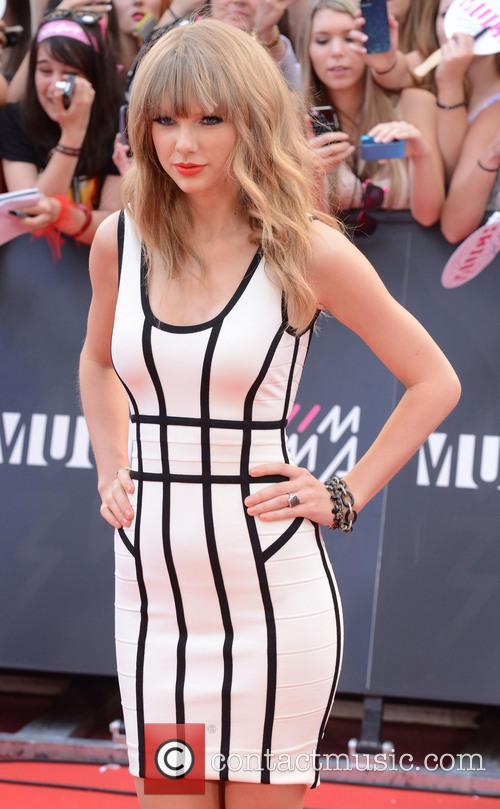 Taylor Swift, MuchMusic Video Awards