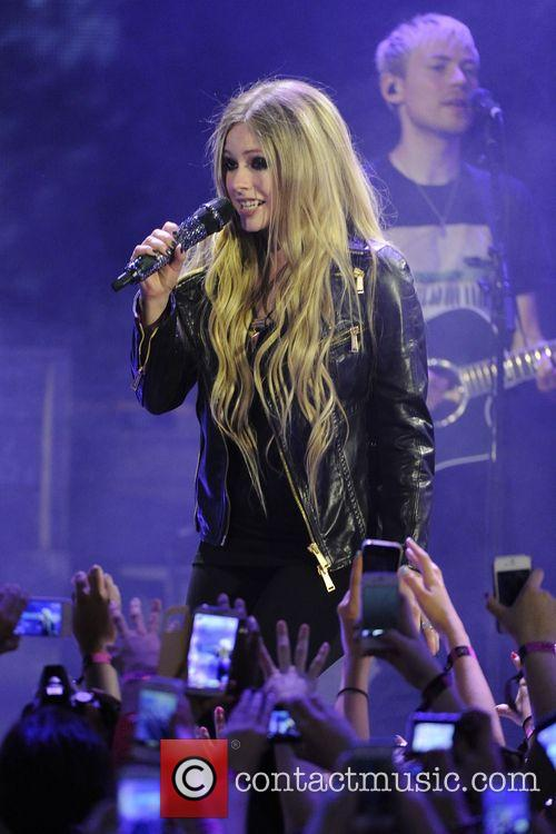 avril lavigne 2013 much music video awards 3722501