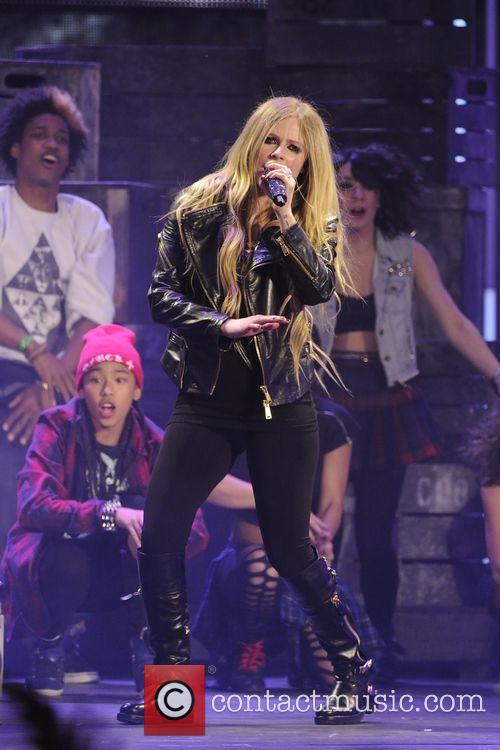 Avril Lavigne, Much Music HQ