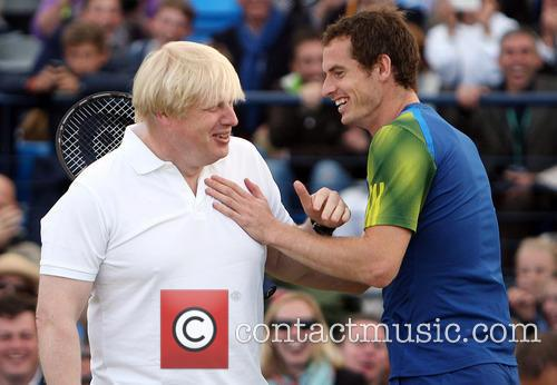 Boris Johnson and Andy Murray 3