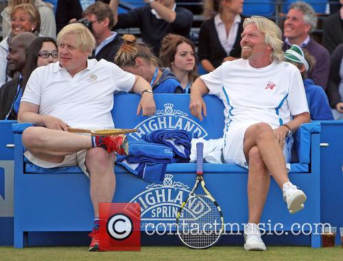 Boris Johnson and Sir Richard Branson 4