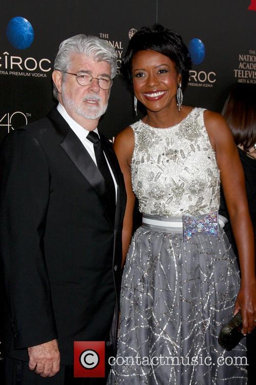 George Lucas, Beverly Hilton Hotel, Daytime Emmy Awards, Emmy Awards