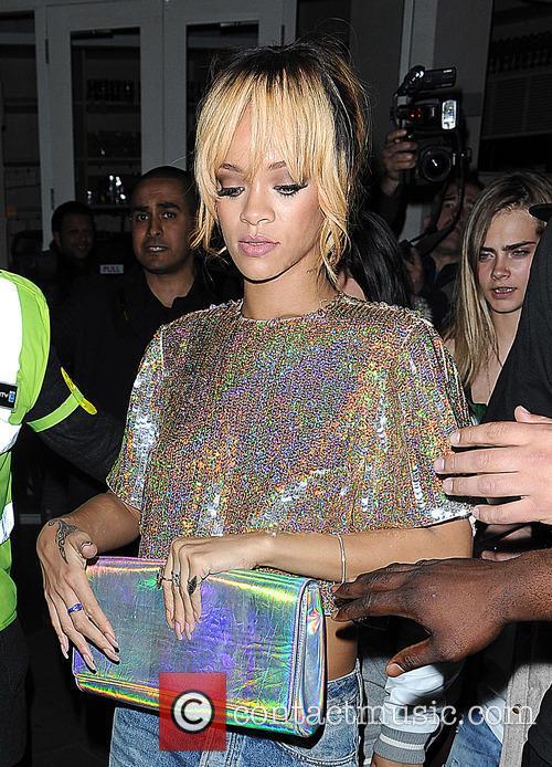 Rihanna, Bjouis Nightclub
