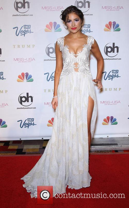 Olivia Culpo, Planet Hollywood Resort and Casino, Planet Hollywood