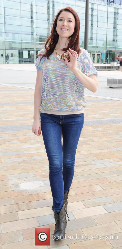 Hayley Westenra leaves the BBC Studios