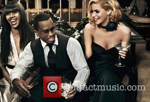 Sean Combs P Diddy