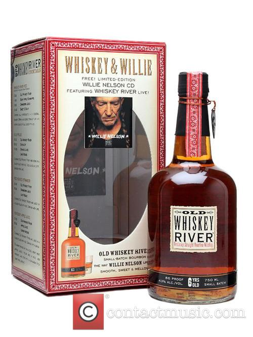 willie nelson's old whiskey river celeb booze 3723244