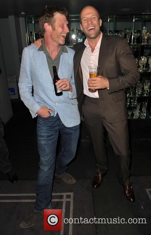 Jason Flemyng and Jason Statham 2
