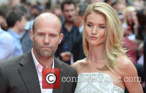 Jason Statham and Rosie Huntington-whiteley 2
