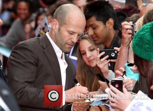 Jason Statham, Odeon West End Leicester Square, Odeon West End