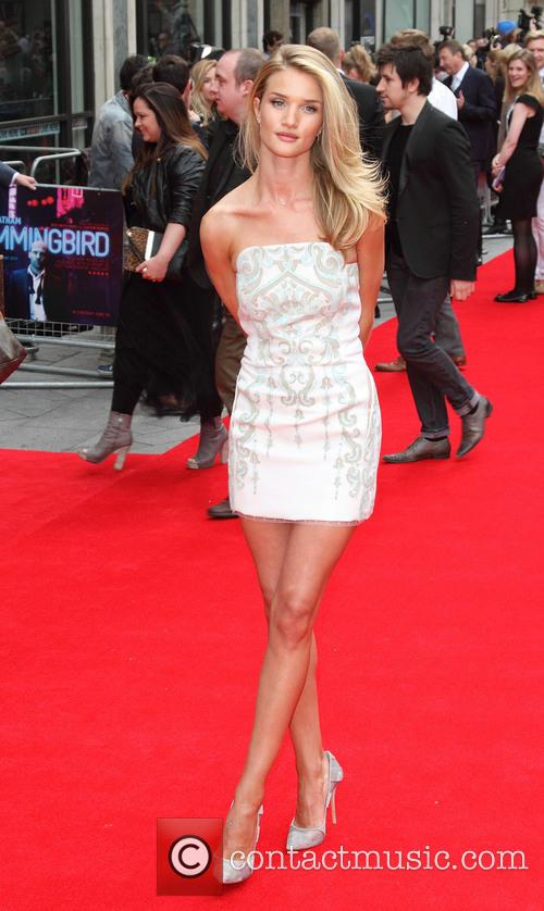 Rosie Huntington Whiteley, Odeon West End Leicester Square, Odeon West End
