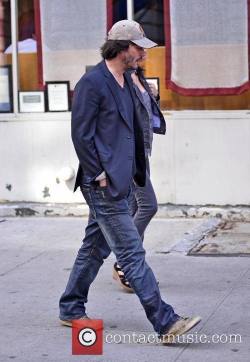 keanu reeves keanu reeves seen out and 3723803