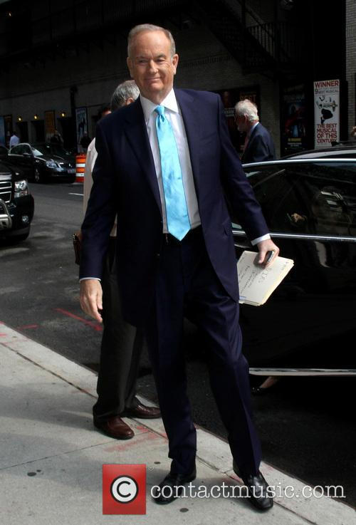 Bill O'Reilly, Ed Sullivan Theater, The Late Show