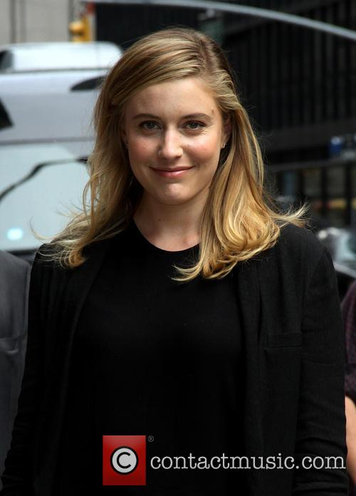 Greta Gerwig, Ed Sullivan Theater, The Late Show