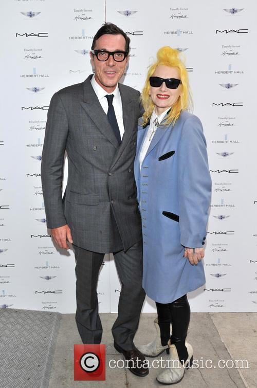 Damon Brian and Pam Hogg 2