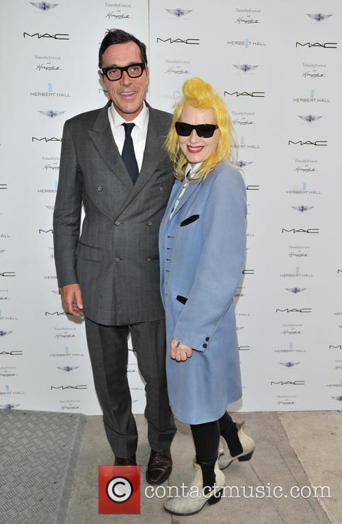 Damon Brian and Pam Hogg 1