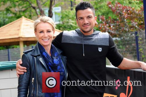 Karen Millen and Peter Andre 1