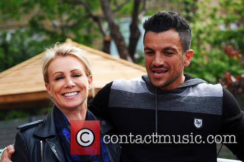 Karen Millen and Peter Andre 10