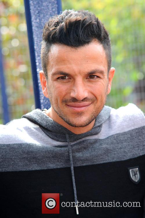 Peter Andre, Demelza Hospice
