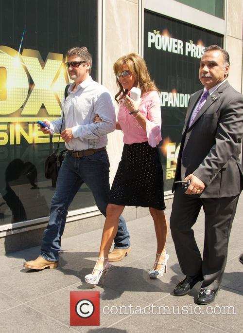Todd Palin and Sarah Palin 3
